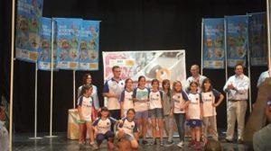 El benjamín Azul se alzó campeón de la Copa de Primavera